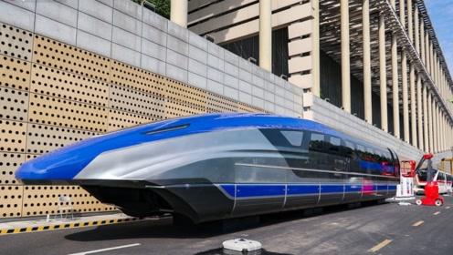 中国中车一次展出四款重量级产品,越南人看后:不该找日本建高铁