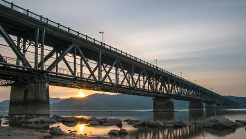 中国一座大桥,设计师建造时就埋上了炸药,到今天没有意外发生