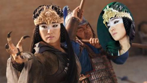 巩俐晒《花木兰》角色自拍 头戴皇冠化身女巫超神秘