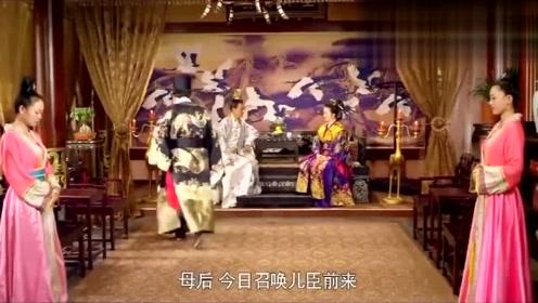 五鼠闹东京:皇上看上美人,想纳入后宫为妃,不料太后:是我妹妹