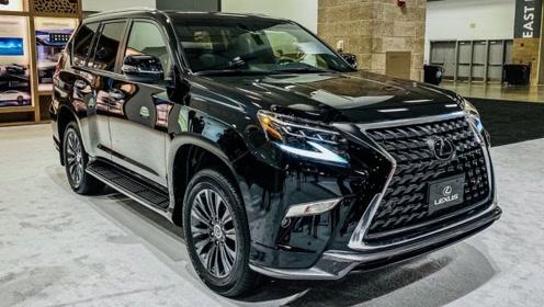 日系车发力 全时四驱V8动力 七座大空间SUV 还要啥宝马X5奥迪Q7