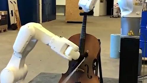 机器人的重金属音乐