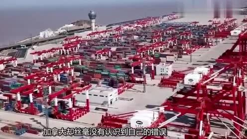 毫不留情!中国强势驱离300艘加拿大巨轮,外媒:别惹中国!