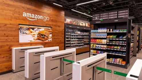 亚马逊网购逼迫实体店走高端智能路线 从智能购物车到动态价签应有尽有