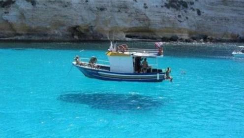 """这片海域透明度达72米,却号称""""有来无回""""?原因令人意想不到"""