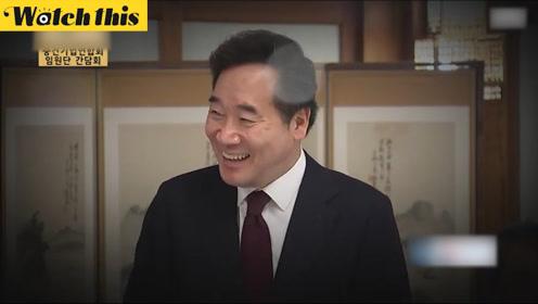 韩国总理与中坚企业者共进晚餐 笑称:我想看起来像富翁但还没实现