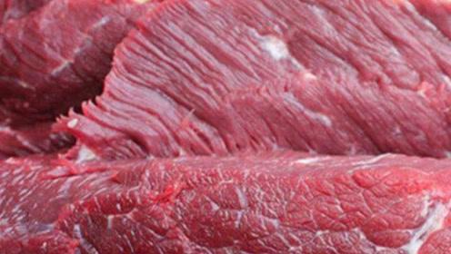 """""""假牛肉""""究竟是如何制作?网友:日常吃到的牛肉很大可能是假的"""
