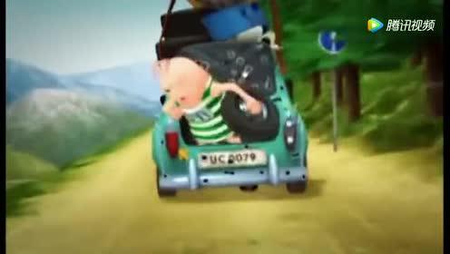 越狱兔:绿兔子这汽修技术从哪学的!车都散架了都能给拼好