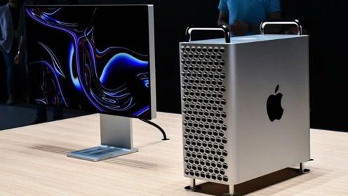 顶配够买几辆车的Mac Pro与Pro Display XDR上架了