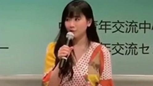 东北话vs台湾腔,看福原爱如何切换自如,听她讲述家庭趣事太逗了!