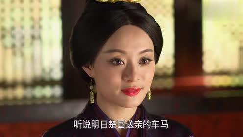宣太后当年陪嫁入秦,如今儿子又迎娶楚国公主,一切都是命运呀!