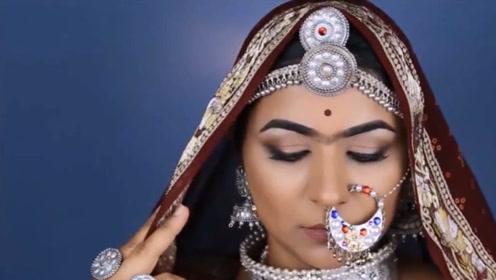 """去了印度可不要轻易靠近鼻子上""""带环""""的女人,否则就有大事发生了"""