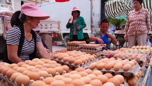 猪肉降价了!鸡蛋价格会怎样?能安心过年吗?