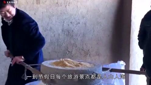 """为什么经常有小贩到农村收购""""磨盘石磙""""?原来里面有这么多猫腻!"""