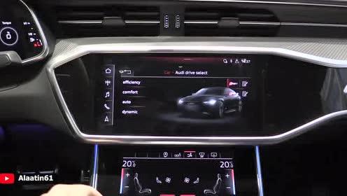 2020款 奥迪 RS7 Sportback,影像系统展示