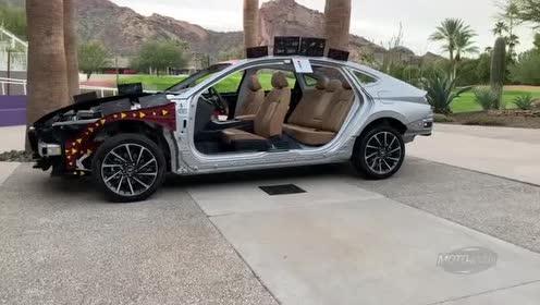 2020款 现代 索纳塔,能够带来怎样的驾驶体验?