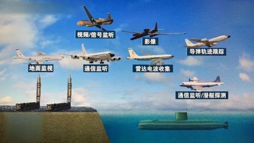 24小时盯防!美军一周出动七种侦察机 全天候监视朝鲜