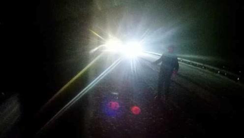 农民工雪夜拼车被弃高速:司机说前面就是长春,我走了3小时