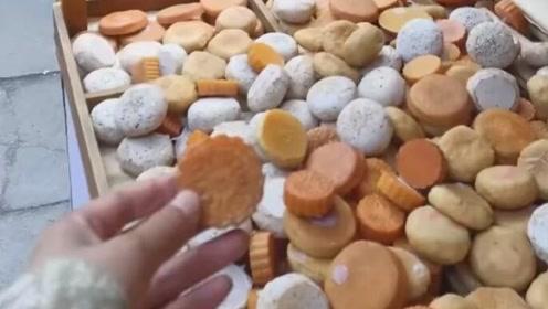 电视剧里的好吃的原来使用泡沫做的,又欺骗了13亿人!