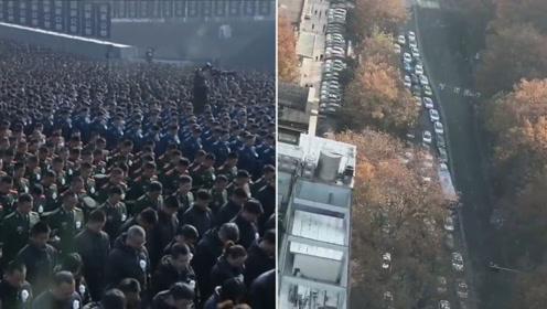 勿忘历史!南京全城鸣笛致哀 缅怀悼念30万死难同胞