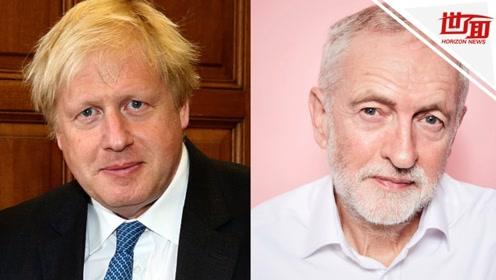 """3分钟看英国大选:""""脱欧""""是选民最关心议题 四大政党为拉票""""争奇斗艳"""""""