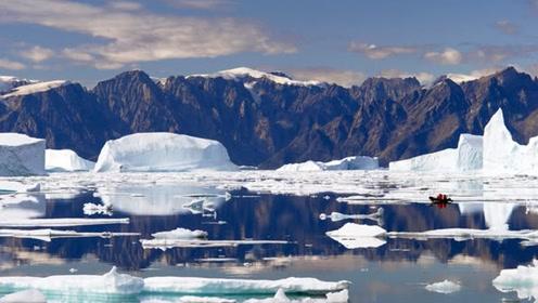 全球海平面上升10.6毫米!格陵兰冰盖消融加速