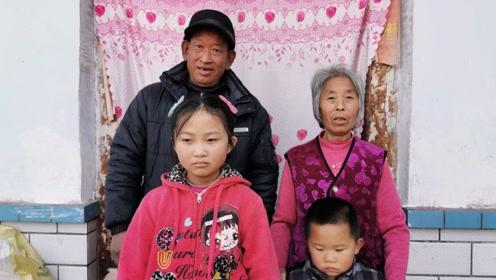 六旬老夫妻晚年丧子儿媳改嫁,欠债20万仍要把娃供到读大学