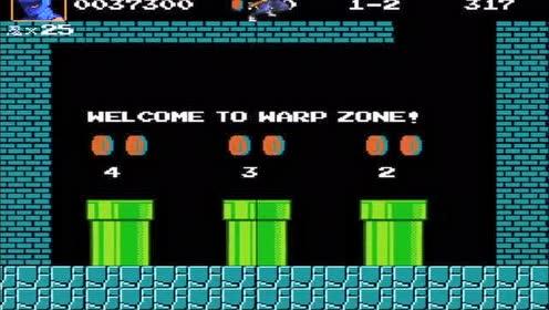 超级玛丽:马里奥秒变忍者!