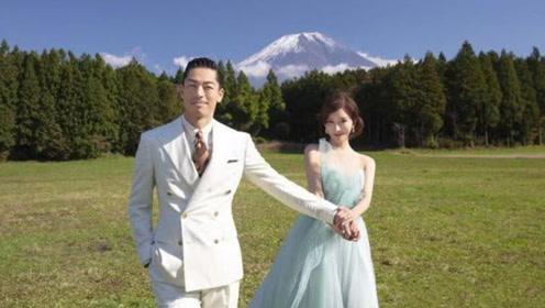 林志玲甜蜜告白老公Akira:不管怎么样都要在一起