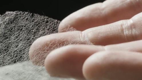 日本发明世界最薄的纸 ,厚0.02毫米比头发丝还细,一般人根本买不起