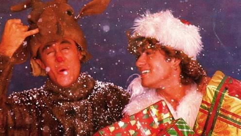 Wham!乐队经典圣诞歌曲《Last Christmas》