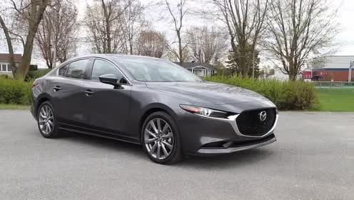 外国人如何评价它?2019款 Mazda3 GT