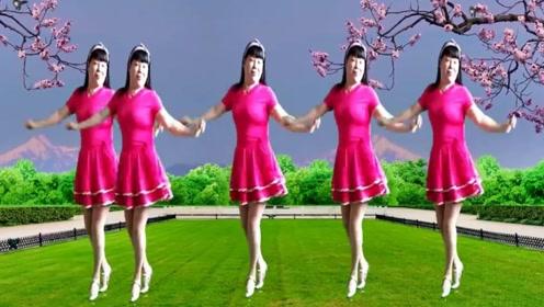 广场舞《瞅不够的妹妹》好听优美,轻松学会