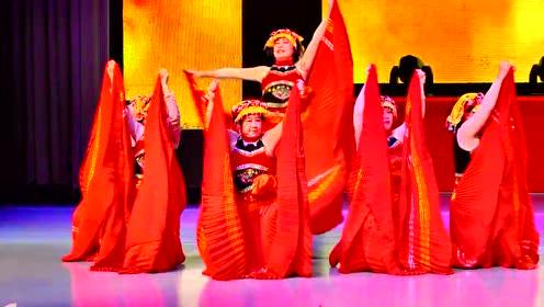 2016上海国际龙腾杯中老年风采大赛《火凤凰》