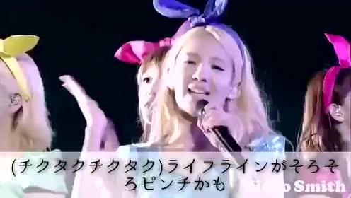 少女时代《Gee》日文版现场 和韩版一样好听