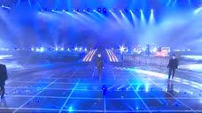 金昌完与EXO成员同唱《青春》,青春的面庞,动人怀旧的旋律