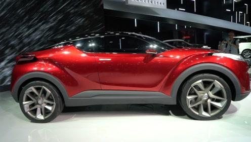 丰田c-hr广州车展跳票了?那展台上的这台概念车是怎么回事
