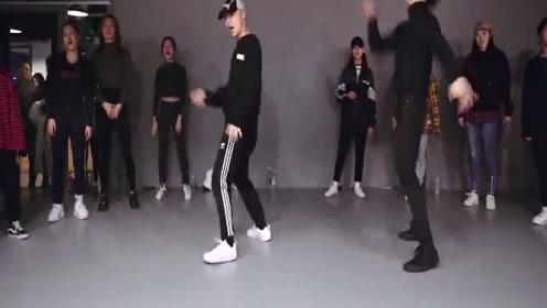 1M舞蹈Lia Kim编舞Imagine Dragons舞蹈炸了
