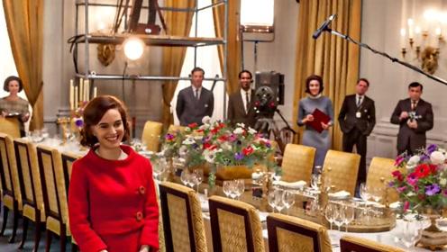 《第一夫人》拍摄特辑 娜塔莉多面呈现总统夫人