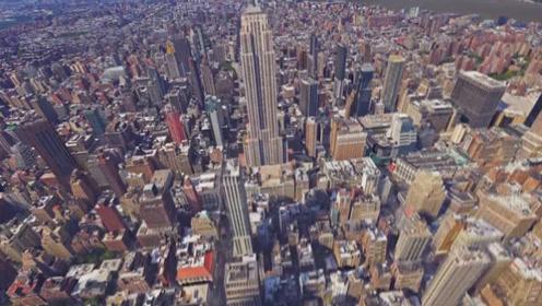 """谷歌地球VR接入街景,实现全景""""环游世界"""""""