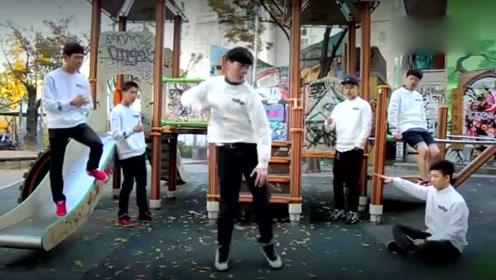 现在高中生这么强?Sopa艺术高中学生自编自导舞蹈短片