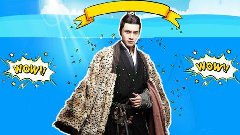 《三国机密》韩东君酷炫狂霸拽个人向,冷漠or搞笑哪个是真的他?