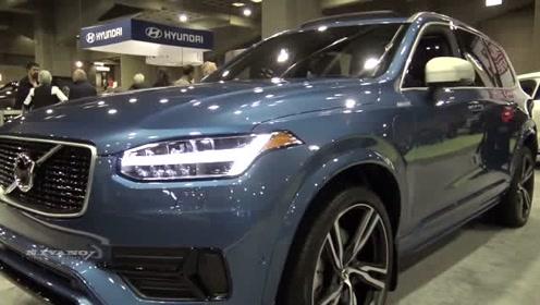 看完2018 沃尔沃Volvo XC90,已对奥迪Q7无爱了!