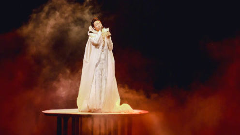 李玉刚舞台事故后报平安 舞台像人生或会遇到意外