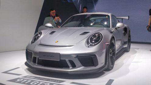 后驱+自吸 演绎极致与纯粹 保时捷911 GT3 RS