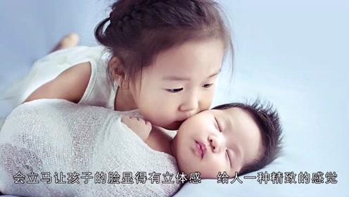 新生儿脸上有这4个特征,将来颜值逆天!你家娃有几个?