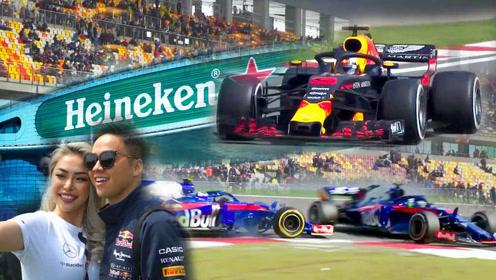 有追尾有高潮 值得回味的2018赛季F1中国站 观赛感受
