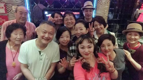 87红楼剧组故地重游大聚会,贾宝玉凤姐都来了!