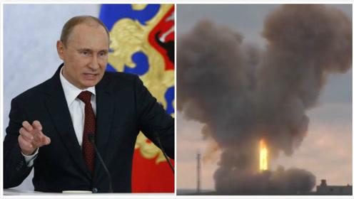 """美媒称俄""""末日武器""""4次测试均失败 克宫:你们咋不相信普京呢"""