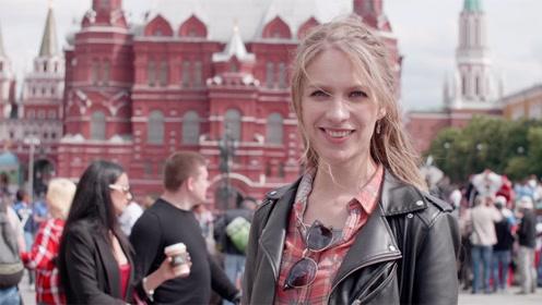 直通俄罗斯易起菱动 俄裔功夫女星Jasmin的端午问候